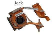 The new Thinkpad laptop  E420 E425 E520 Radiator cooling fan FRU 04W18334 Cooler Radiator Heatsink