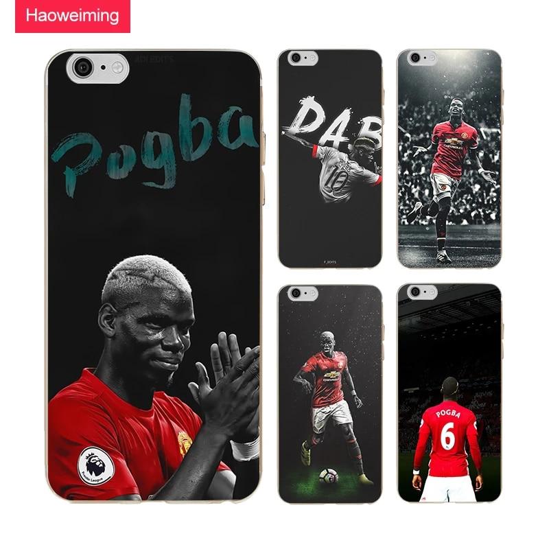 Haoweiming Pogba, Paul Silicone Cover Case For Samsung Galaxy J2 J3 J4 J5 J6 J7 2016 2017 Prime #1378
