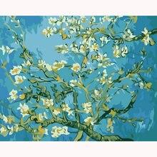 Yikee Алмазная мозаика цветы квадратные стразы картины вышивка