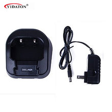 Battery Chager For Baofeng Portable Radio Genuine Home charger with EU or US Adapter For UV-82 Accessories(China)