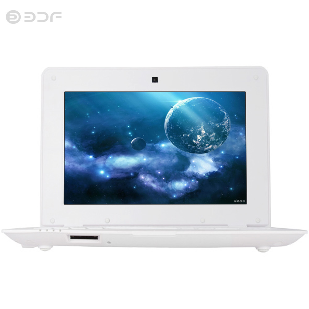 New Design 10.1 Inch Notebook Android Laptop Laptop Quad Core Android 6.0 Computer Tablets Pc Wi-fi Bluetooth Mini Netbook