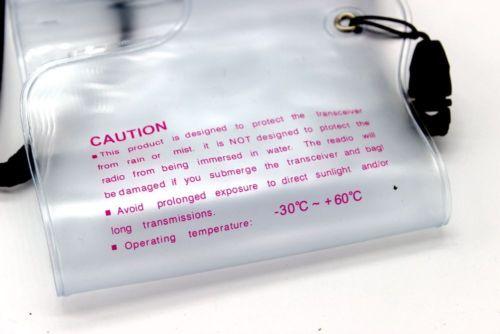 φορητό ραδιόφωνο θήκη προστασίας - Φορητό ραδιοτηλέφωνο - Φωτογραφία 2