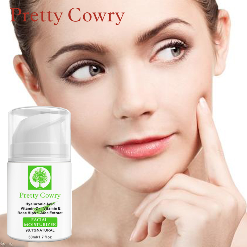 PRETTY COWRY whitening aloe vera 100% pure Effective moisturizing Hyaluronic acid Anti-wrink serum for face cream fulljion aloe hyaluronic acid moisturizer aloe vera pure liquid essence serum face care acne treatment whitening anti wrinkle