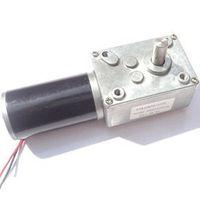 634JSX101 31ZY DC 24V Dual Wire Lead 80RPM/Min Speed Reduce DC Worm Gear Motor