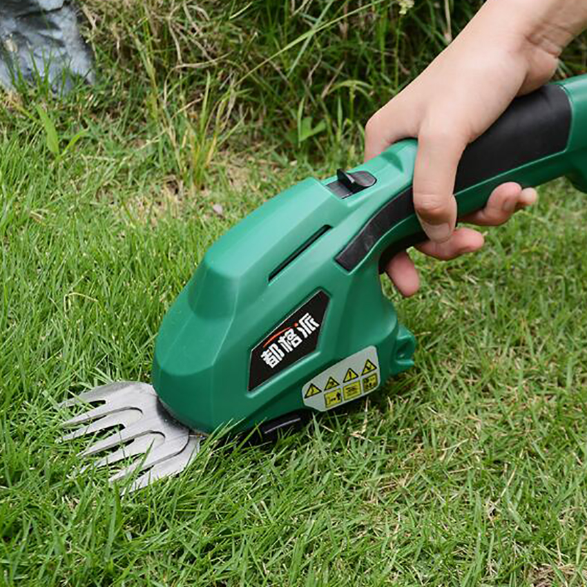Lithium Multi Shrub Shear Grass Grass Garden 1 Ion Function Shears In 2 Cordless Rechargeable For Lawn Trimmer Mower Shear Tools