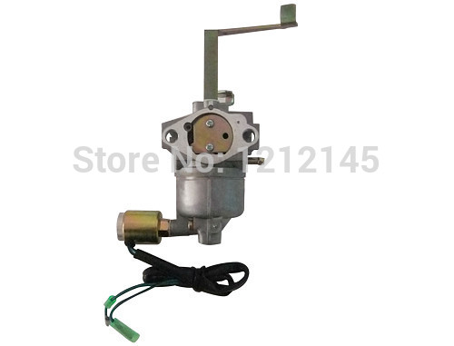 MZ360 EF6600 Carburetor Assembly with electronic Valve For 185F YAMAHA Generator цены
