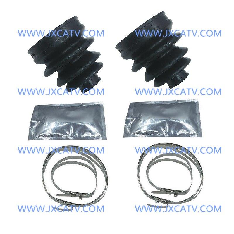 Set of Front /& Rear CV Axles 2010-2014 Polaris Sportsman 550 4x4