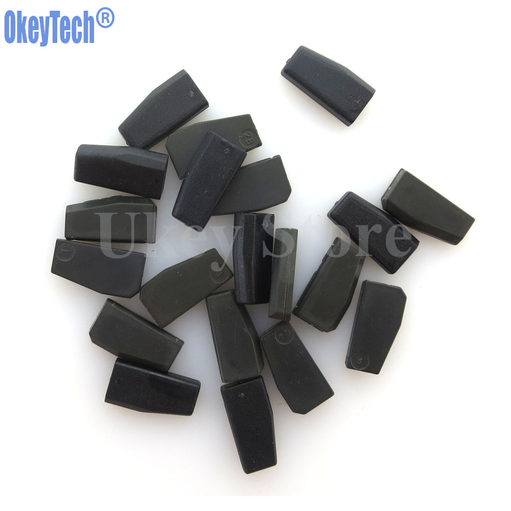 OkeyTech 5PCS/LOT OEM ID83 4D63 80bits Chip for Ford Mazda ID4D63 Carbon Car Key Chip 4D63 Auto Transponder Chip High Quality 10pcs lot high quality car key chip transponder h 8a chip 128 bit for toyota rav4 camry