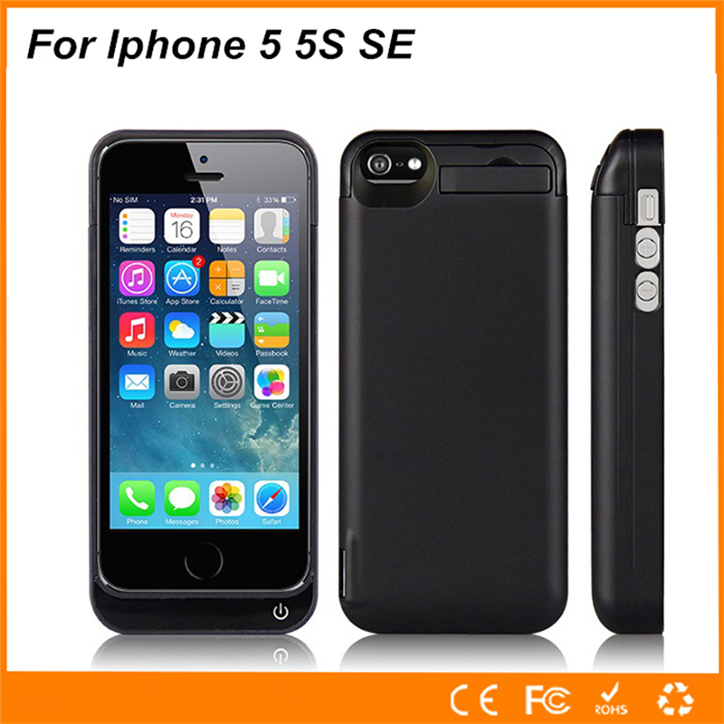 Iphone se battery case