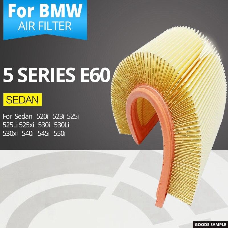 Luftfilter für BMW 5 series E60 limousine 520i 523i 523Li 525i 525Li 525xi 530i 530Li 530xi 540i 545i 550i