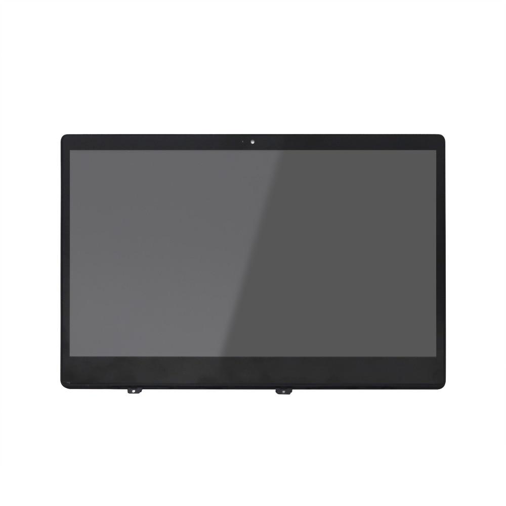 13.3 inch LQ133M1JW15 N133HCE-GP1 LTN133HL09 For Xiaomi Mi Notebook Air IPS LCD LED Screen Display Matrix Glass Assembly + Frame 13 3 front glass led lcd display screen matrix assembly with bezel for xiaomi ltn133hl09 w lq133m1jw15