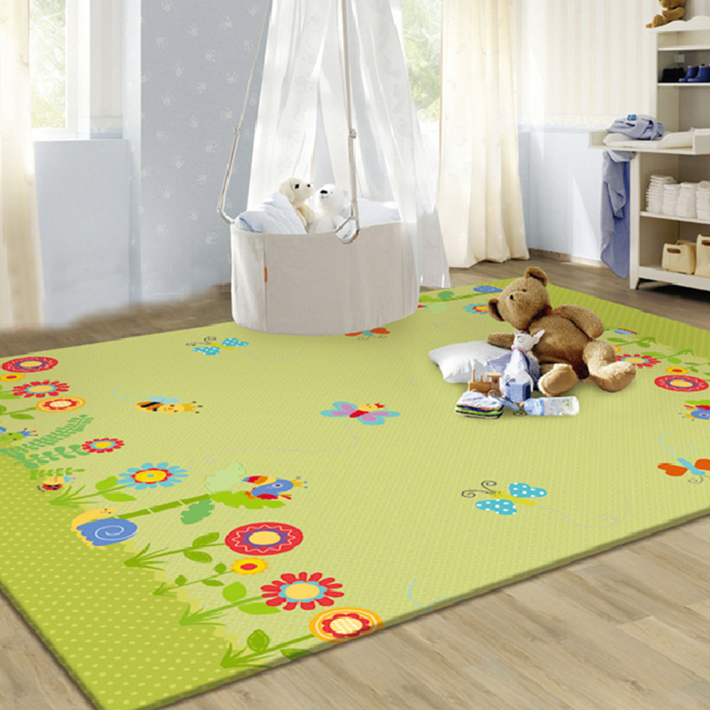 178*200*1cm Infant Shining Baby Play Mat Xpe Puzzle Kids Thickened Tapete Infantil Room Crawling Carpet J11