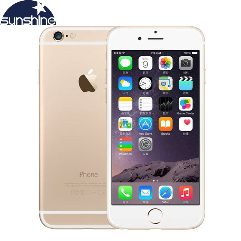 iphone 6 lte unlocked apple iphone 6 4g lte cell phones 1gb ram 16 64 11357