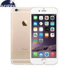 Unlocked Apple iPhone 6 4G LTE Cell phones 1GB RAM 16 64 128GB iOS 4 7