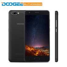"Newest DOOGEE X20 Android 7.0 Smartphone 5.0""HD MTK6580A Quad Core 2GB RAM 16GB ROM 5.0MP+5.0MP Dual Cameras Cellphone"