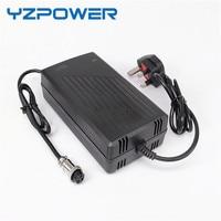 Yzpowerシール鉛酸充電器14.5ボルト12a鉛酸バッテリー充電器12ボルトバッテリー