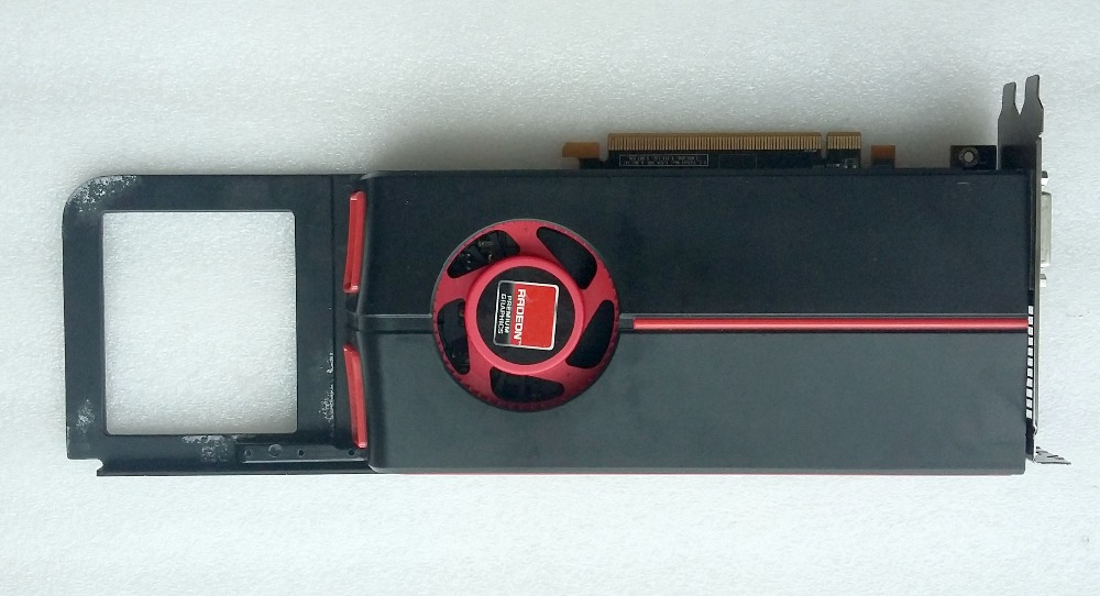 Radeon HD 5770 1GB (HD 5000 as picture) Graphics Video Card for Pro A1289 Mc561,with Power Cable
