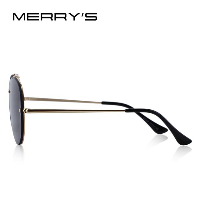 Unisex Fashion Pilot Sunglasses