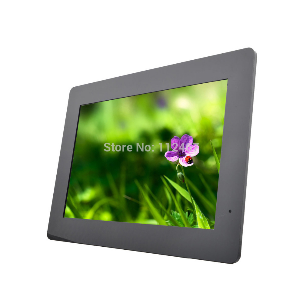 13 Inch Multifunctional HD Digital Photo Frame/Electronic Picture Album with Mirror Panel Music/Video/Ebook/Time/Alarm 3 glocken sternchen мелкие звездочки 250 г
