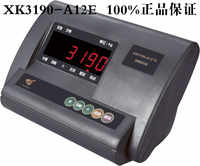 XK3190-A12+E instrument weighing display Small loadometer weight meter electronic scale with computer