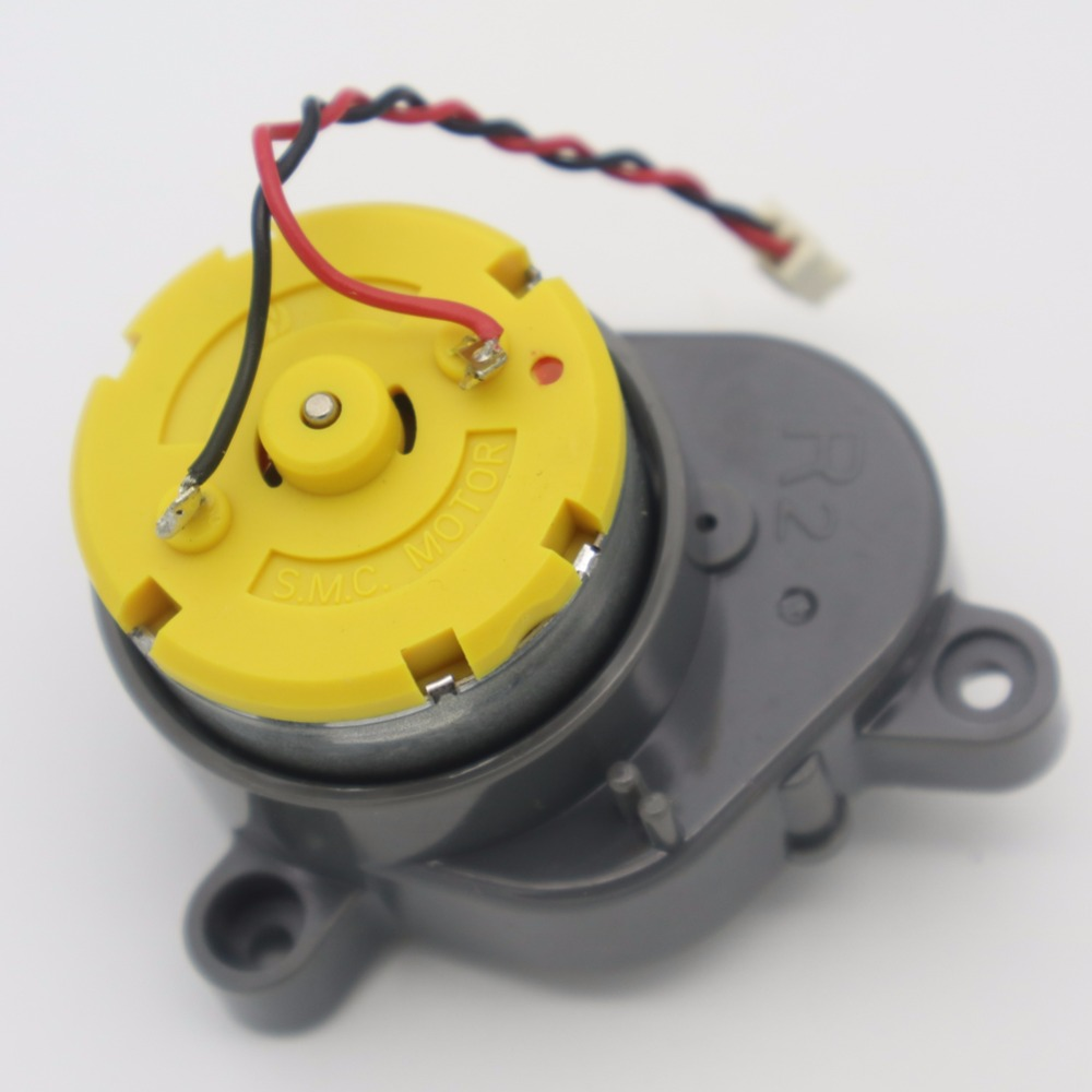 Original Right Side brush motor for chuwi ilife V3 v5 v5s x5 v3s v3L v5s pro V3s pro V50 A4s Robot Vacuum Cleaner robot Parts original vacuum cleaner parts for ilife v3s pro v3l v5 ilife v5s pro v50 x5 robot vacuum cleaner main engine ventilator motor