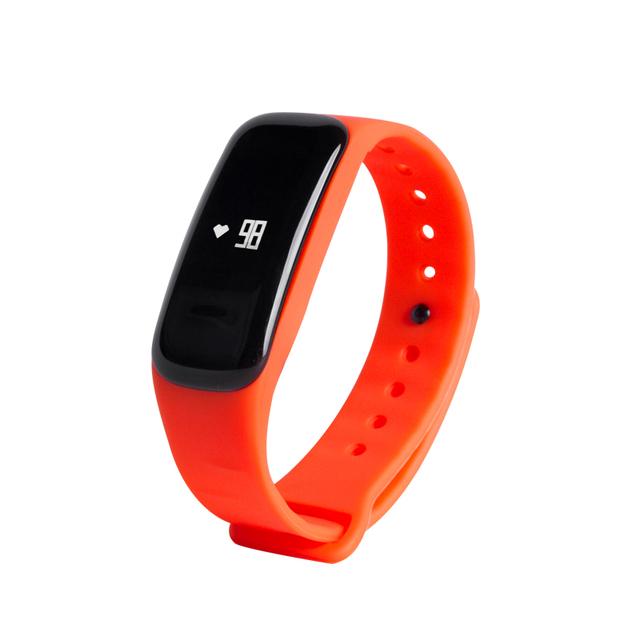 M8 Inteligente Bluetooth Banda 4.0 Pressão Arterial de Oxigênio No Sangue Monitor de Freqüência Cardíaca Monitor de Sono Inteligente Wristand M8 para Android iOS