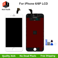E Trust AAA Quality Replacement For IPhone 6 LCD Display Touch Screen Digitizer Assembly Parts With