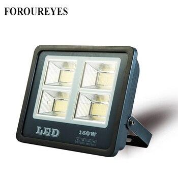 Светодио дный прожектор 50 Вт 100 Вт 150 Вт 200 Вт 300 Вт светодио дный свет открытый AC85V-265V Водонепроницаемый IP66 светодио дный прожектор освещения ...