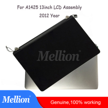 "Perfect Function 2012 2013 Year A1425 LCD Screen Assembly For MacBook Pro 13"" Retina A1425 Display Assembly Screen LED EMC2557"