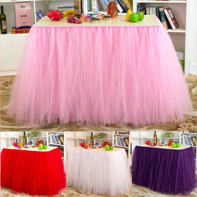 2pcs Tulle 15cm 25 Yards Wedding Party Decoration DIY Tutu Fabric Decorative Crafts Christmas Kids Princess Skirts