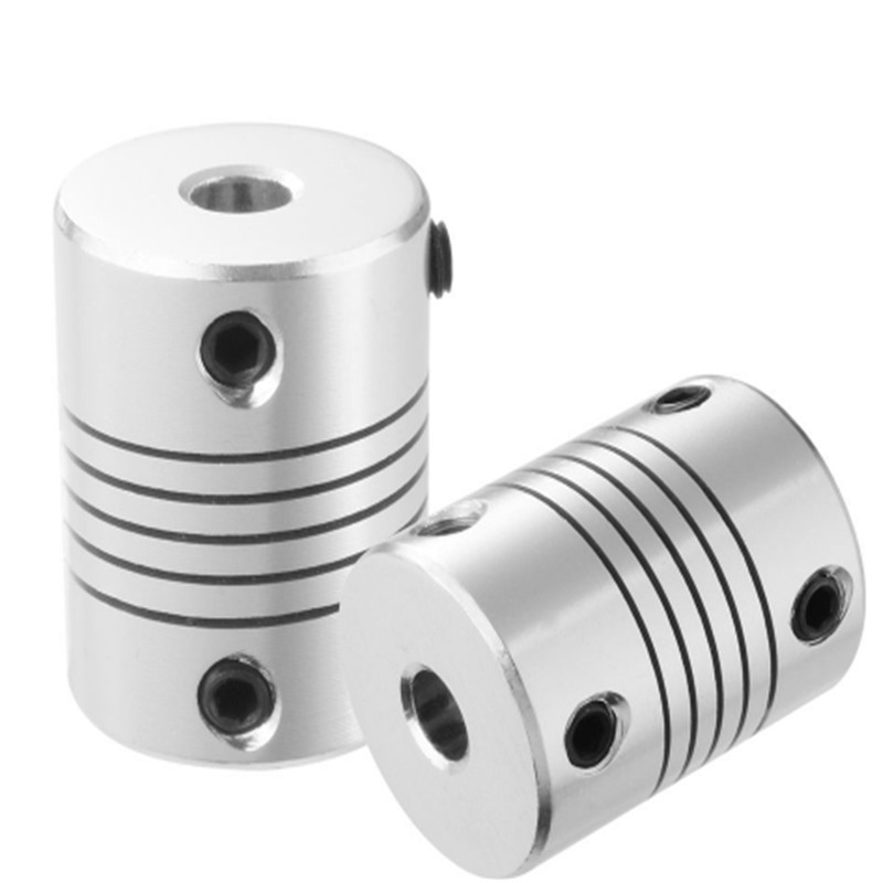 D19L25 Shaft Coupling CNC Stepper Motor Coupler 8×8// 5×8// 8×10// 5×10// 6.35×8mm