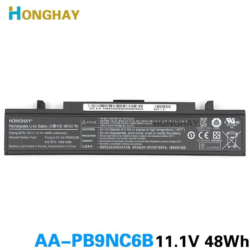 Аккумулятор ноутбука HONGHAY AA-PB9NC6B для - Аксессуары для ноутбуков - Фотография 2
