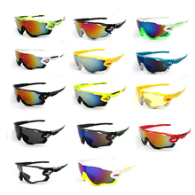 3 Lenses Cycling Glasses Sets Sunglasses Goggles A Bike Eyewear Riding Polarized Sport MTB Fishing