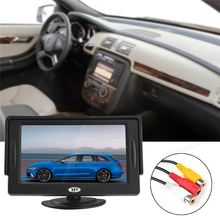 Hotsale 4.3 Inch TFT-LCD Monitor with Pocket-sized Color LCD Display