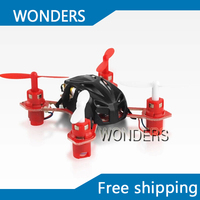 NEW 2014 AIRCRAFT VELOCITY Super Mini Four Aircraft Of Six Axis Gyro Remote Control Aircraft 4