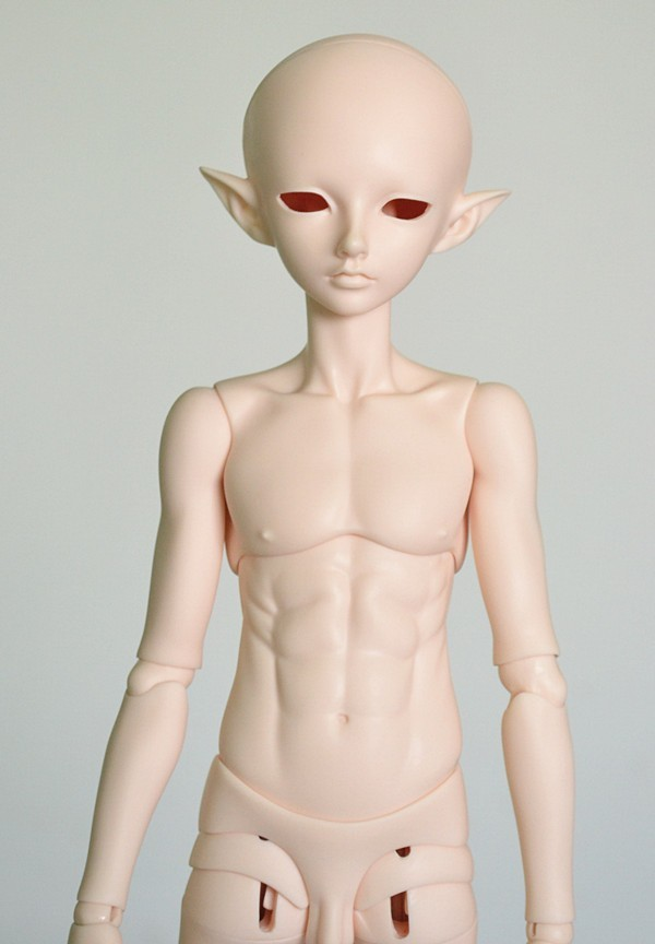 luodoll Free Shipping Bjd doll mini-sd card male  doll elf assassin 1/4 Bjd Doll Free Shipping