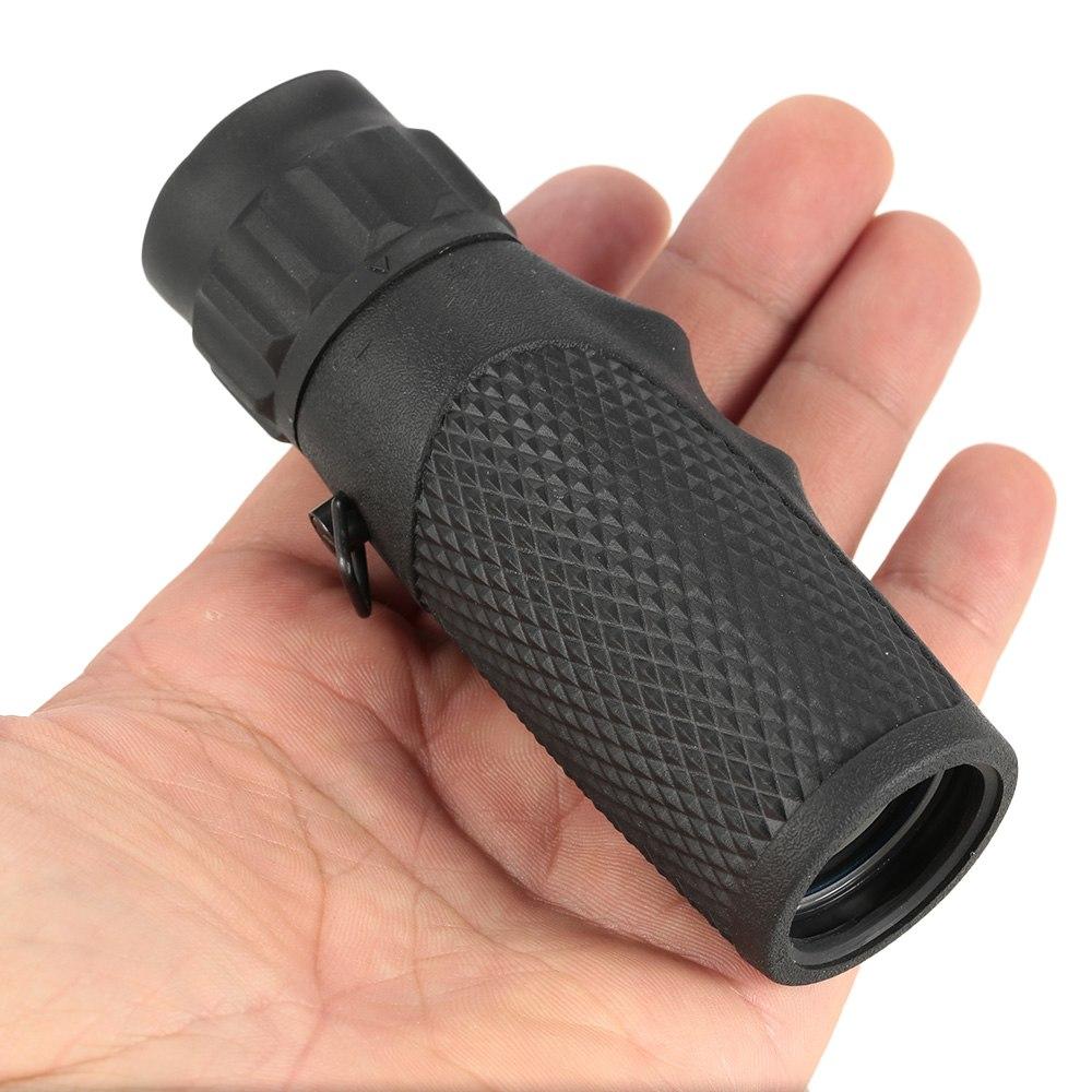 Kompakte Tasche Monokulare Nachtsicht Teleskop Mini 10x25 Hohe Definition Tasche Umfang Vogelbeobachtung Okular