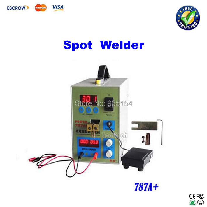 Mobile Phone Notebook Battery Assembly Micro Pulse Mash Welder Equipment MCU Point Spot Welder Machine 787A+ спрей miriamquevedo extreme caviar silk