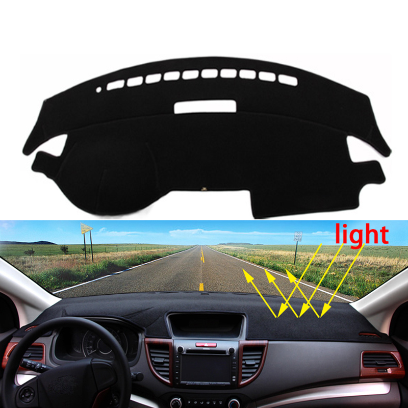 Car dashboard Avoid light pad Instrument platform desk cover Mats Carpets Auto accessories car styling for Suzuki swift 2005-16 for mitsubishi outlander 2005 2006 rear trunk security shield cargo cover high qualit black beige car auto accessories