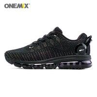 Onemix кроссовки для мужчин спортивные кроссовки для женщин Светоотражающая сетка вамп кроссовки для спорта на открытом воздухе бег обувь для