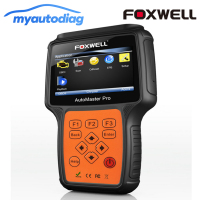 OBD Diagnosis Tool Scanner Foxwell NT614 Car Four Systems Engine ABS SRS Airbag Transmission Car OBD2 Automotive Scanner
