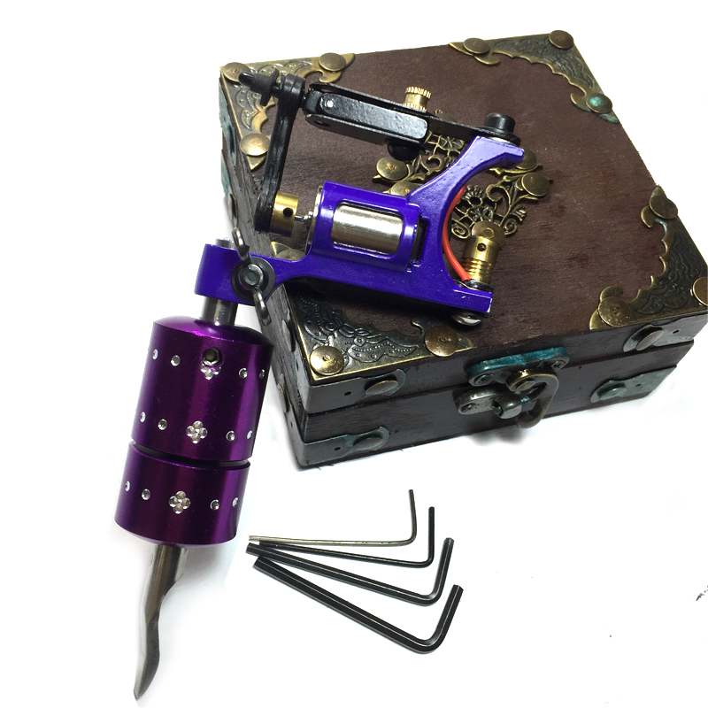 Swiss Made Motor Sunshine Rotary Tattoo Machine Liner Shader Motor Tattoo Gun