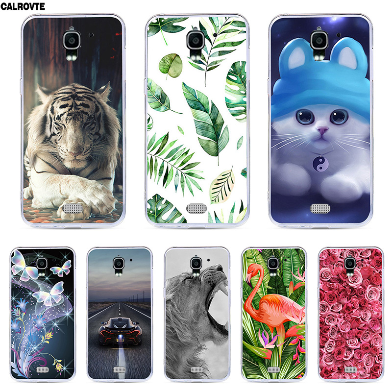 Case for <font><b>Huawei</b></font> Ascend <font><b>Y360</b></font> <font><b>Y360</b></font>-<font><b>u61</b></font> Y3 Y336 Y3C Y366 Soft Silicon Back Cover for <font><b>Huawei</b></font> Ascend <font><b>Y360</b></font> Flowers Cute Pattern Cases image