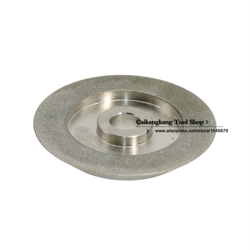 Diamond Grinding Wheel. X5 Models Cutter Grinding Machine Wheel. 45 Degree Angle. Plating Wheel. 78*12.7*10