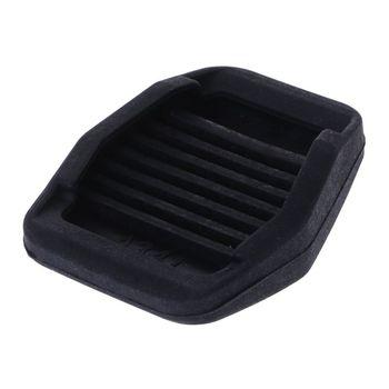 Автомобильные тормозные педали сцепления, резиновые накладки для ног, защитный чехол для Ford Focus MK2 CMAX C-MAX Kuga