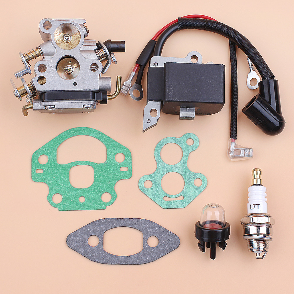 235 Kit 236 C1T Chainsaw 545199901 Parts Carb Zama Husqvarna Module Carburetor Coil 240 Ignition OEM 586936202 W33 Magneto Fit