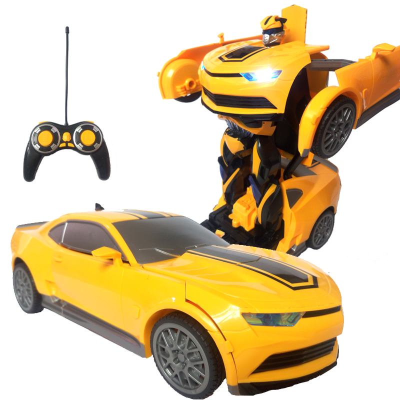 RC car Transformation Robots Car model Autobots action figure toys Robocar Boy toys Juguetes Classic Toys Gifts For Children meng badi 1pcs lot transformation toys mini robots car action figures toys brinquedos kids toys gift