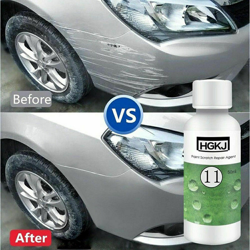High Quality Automobile Care 50ML 20ML HGKJ-11 Liquid Car Scratches Repair Polishing Wax Auto Car Paint Care Cleaning