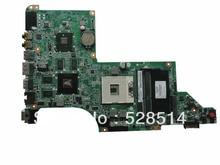 100% Original DV6 DV6T motherboard FOR HP 615279-001 DA0LX6MB6F2 100% work test fully
