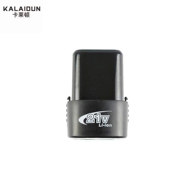 KALAIDUN 21V Mobile Electric Drill Power Tools Electric Screwdriver Lithium Battery Cordless Drill Mini Drill Hand Tools 5